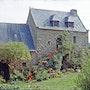Un Bretonne Casa Tradicional. Didier Collignon