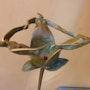 «The Four Seasons»: summer. Bronze - Unique piece.. Flore De Valicourt