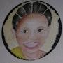 Durah, una niña africana. Ghislaine Phelut