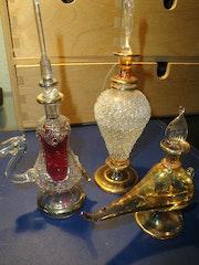 Parfümflacons Original.