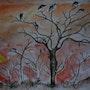 Los cuervos están de vuelta. Ghislaine Phelut