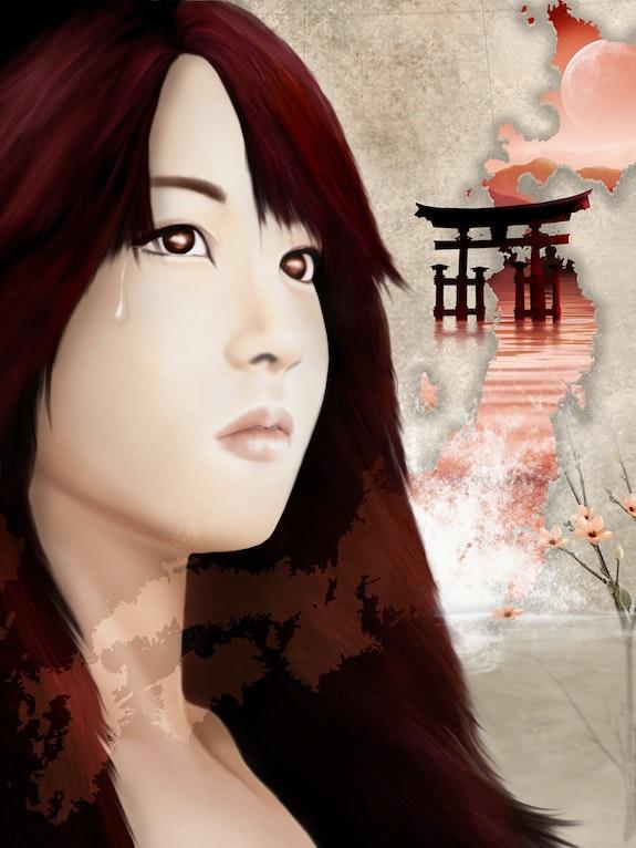 Regard sur le Japon. Christelle Dautreix-Aitsiali Christelle D-Aitsiali