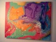 Ríos de colores. Tony Duquet