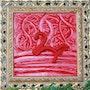 «Mi Ferrari poco» expresionismo abstracto, Princesspiedsnus.. Princesspiedsnus