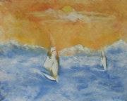 Windsurfers.