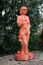 Statue Modesty.