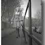 Caminar en París, 1960. Gilles Bizé