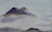 Volcán en las Nubes.