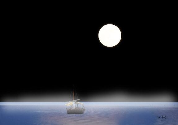 Black Moon. Max Parisot Max Parisot Du Lyaumont