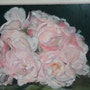 Series of fading roses in pastels. Ann Carole Fletcher