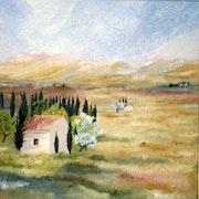 Cabanons de Provence.