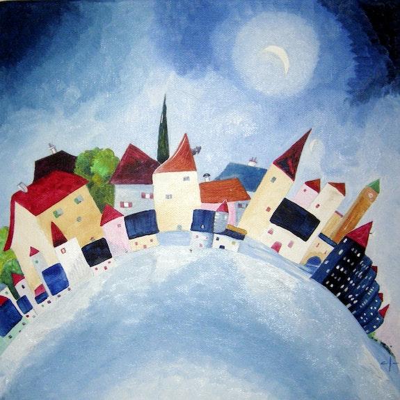 Poésie de claire de lune. Claire Jubault Claire Jubault