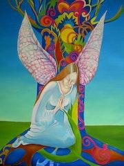 El hada del arbol del arcoiris. Saloa Lopez