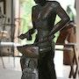 The blacksmith. Bernard Ancillon