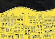 Elevación dibujado por un arquitecto nymphomane/21x29.7cm.. Dominique Cauvé