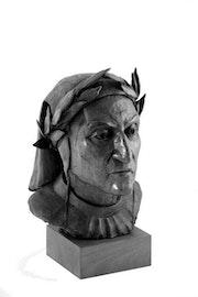 Dante Alighieri. Jean-Baptiste Martin