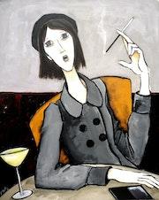 Colette ist ein junger Pariser ....