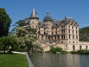 Le magnifique Château de Vizille.
