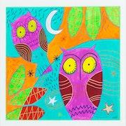 Cuckoo Cuckoo Owl Owl.