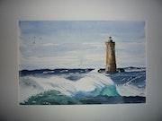 Lighthouse «The Four».