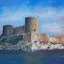 Château d'If Marseille. Annie Roger