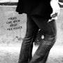 Mieux que rien, c'est pas assez - Buttes aux Cailles - Avril 2011. Anne Verron