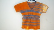 Sweaters Dress Little Girl (2-3-4 years). Tati Mimi