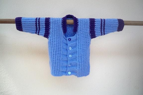 """Sweater Sailor freshwater """". Tati Mimi Tati Mimi"""