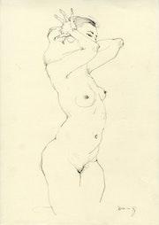 Figure drawing.