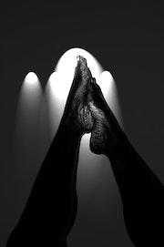 Bajo la luz. Virginie Bajulaz