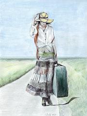 La femme à la valise : Le retour. 33Domy