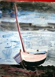 Barco Malouine. Laurent Colsenet