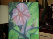 This painting is called «Flowers».