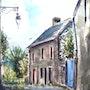 Lane a la puerta azul - Hédé. Laurent Colsenet