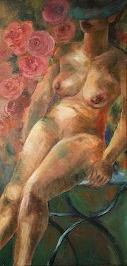 Blue Hour - Naked. Manuela Hinkeldey