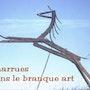 Ara en el arte branque. François Grand-Clément