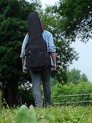 Ich bin ein armer einsamer Troubadour .... Alain Delory