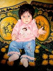 Portrait de soraya.
