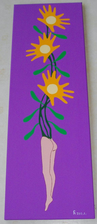 Niña de las flores. Fk2010 Fk