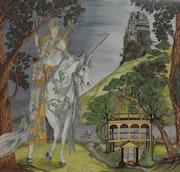 La dama y el unicornio. Françoise De Craecker