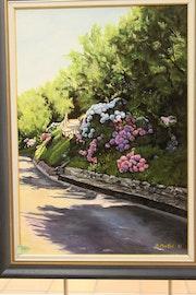 Road Hortensien.