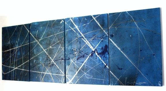 Art contemporain.  Marco Pereira