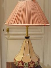 «Rébecca», lampe à poser.