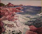 Granite coast.