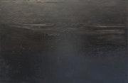 Black paintings. Mario Esteves