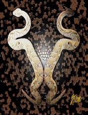 Viper ... Gnu ... rarezas de la naturaleza.