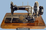 Buy antique sewing machine. Manuel Benavides Torres