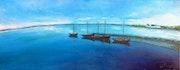 Ruhig Bay.