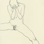 Women Nude drawing 10. Drawings By Mia