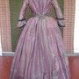 Aro falda de Napoleón III. Villa Rosemaine